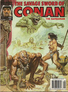 Savage Sword of Conan Vol 1 176