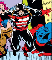 Steven Rogers (Earth-616) from Captain America Vol 1 345 0001