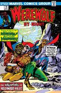 Werewolf by Night Vol 1 19
