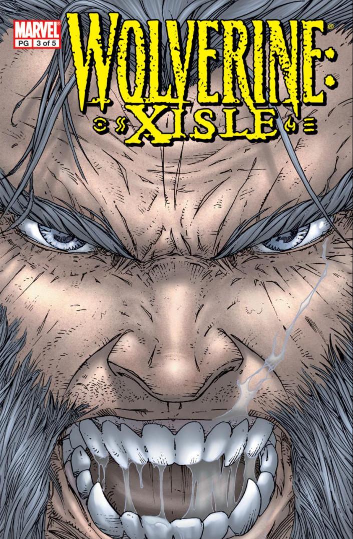 Wolverine Xisle Vol 1 3