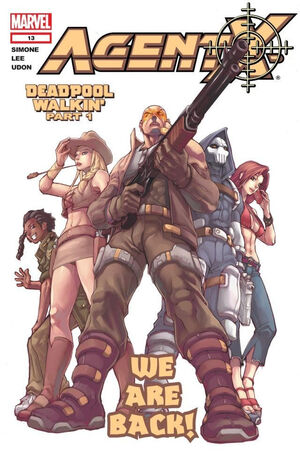 Agent X Vol 1 13