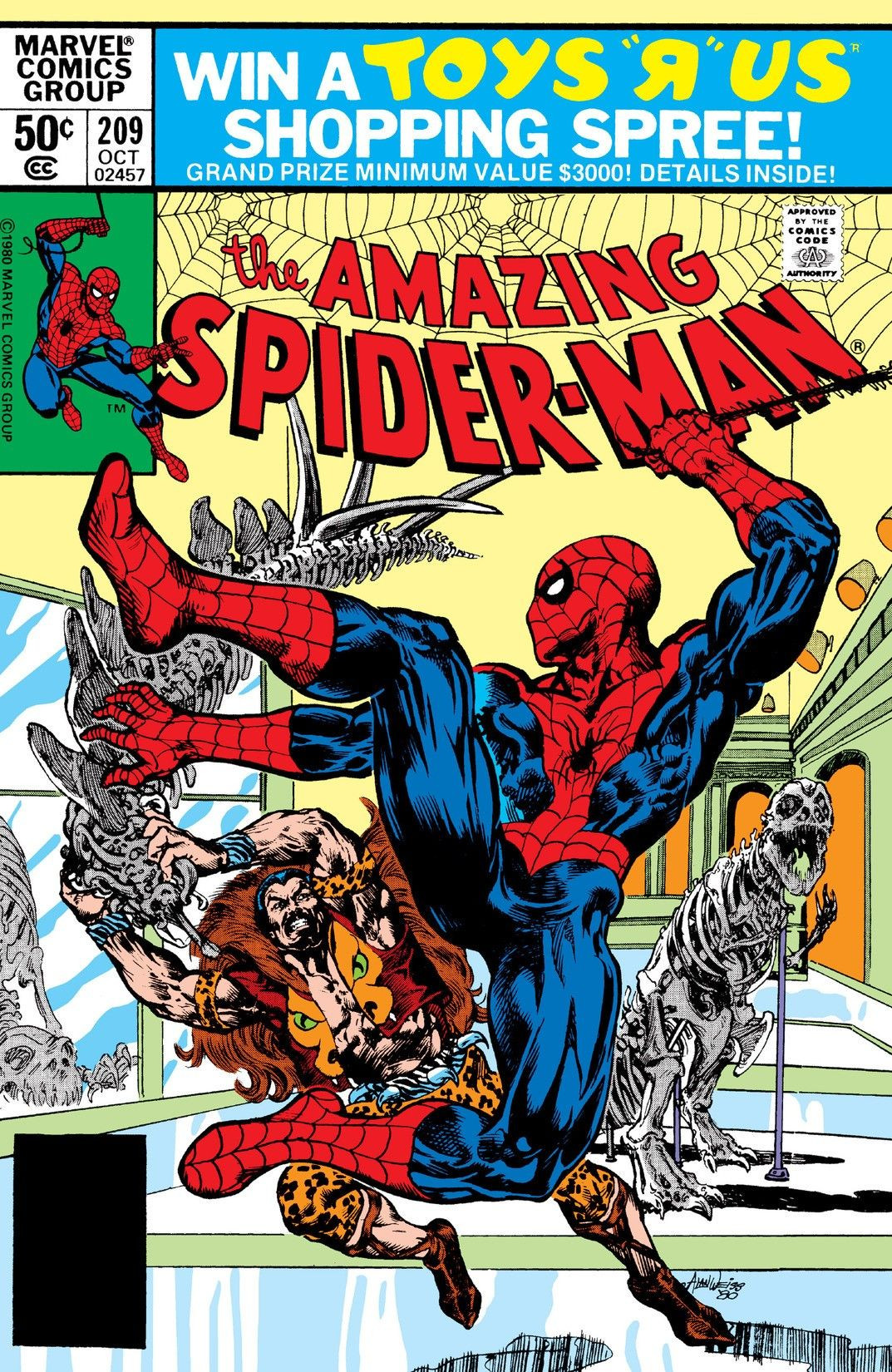 Amazing Spider-Man Vol 1 209
