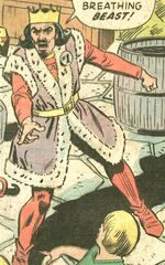Arthur Pendragon (Earth-57780) from Spidey Super Stories Vol 1 10 0001