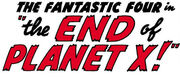 Fantastic Four Vol 1 7 Part 5 Title