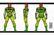 Zuras (Earth-616) from Official Handbook of the Marvel Universe Master Edition Vol 1 1 0001