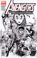 Avengers The Children's Crusade Vol 1 1 Third Printing Variant