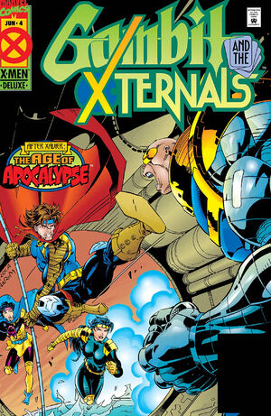 Gambit and the X-Ternals Vol 1 4