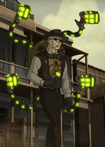 Otto Holiday (Earth-TRN604) from Ultimate Spider-Man Season 4 17 001