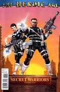 Secret Warriors Vol 1 16 Variant