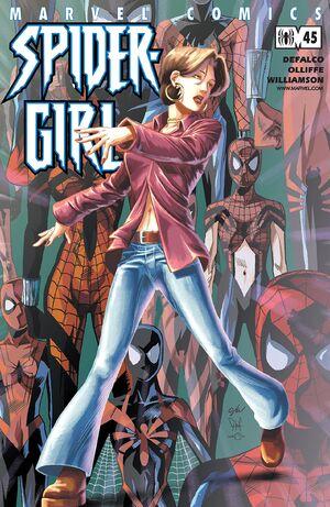 Spider-Girl Vol 1 45