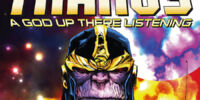Thanos: A God Up There Listening Vol 1