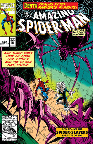 Amazing Spider-Man Vol 1 372