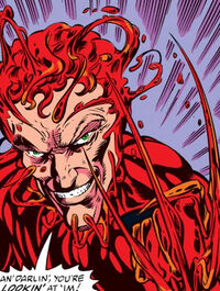 Cletus Kasady (Earth-616) from Amazing Spider-Man Vol 1 378 0001