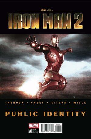 Iron Man 2 Public Identity Vol 1 1