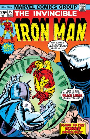 Iron Man Vol 1 75