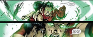 Julian Keller (Earth-616) and Laura Kinney (Earth-616) from New X-Men Vol 2 31 0004