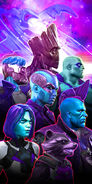 Marvel Contest of Champions Guardians of the Galaxy Vol. Zero 001