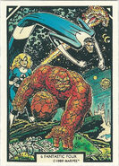 Fantastic Four (Earth-616) from Arthur Adams Trading Card Set 0001