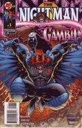 The Nightman Gambit Vol 1 1