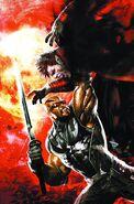 X-Men Curse of the Mutants - Blade Vol 1 1 Textless