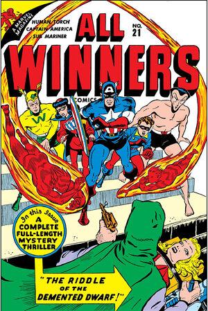 All Winners Comics Vol 1 21