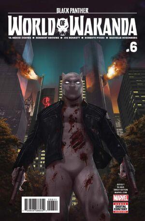 Black Panther World of Wakanda Vol 1 6