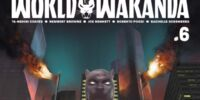 Black Panther: World of Wakanda Vol 1 6