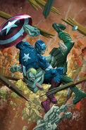 Captain America Vol 7 13 Textless