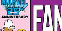 Fantastic Four vs. the X-Men Vol 1