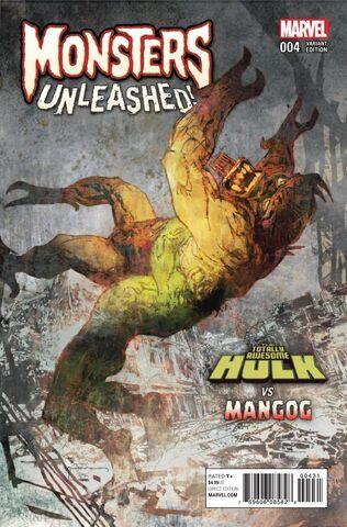 File:Monsters Unleashed Vol 2 4 Classic Monster vs. Marvel Hero Variant.jpg