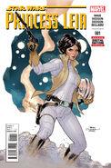 Princess Leia Vol 1 1