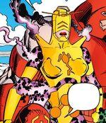 Samantha McGee (Earth-616) from Juggernaut Vol 2 1 0001