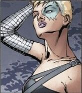Alison Blaire (Earth-11326) from New Mutants Vol 3 23 001