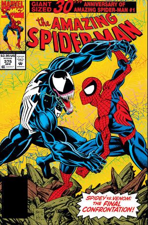 Amazing Spider-Man Vol 1 375