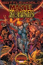 Marvel Zombies Vol 2 1 Textless