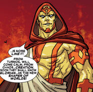 Thomas Gideon (Earth-616) from Annihilation Ronan Vol 1 2 0001