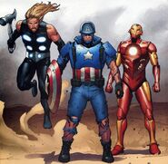 Ultimates (Earth-1610) from Ultimate Comics Ultimates Vol 1 13
