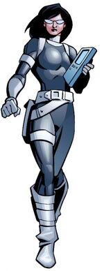 Veronica King (Earth-616) Irredeemable Ant-Man Vol 1 1