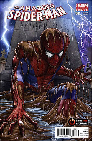 File:Amazing Spider-Man Vol 3 1 Gamestop Exclusive Variant.jpg
