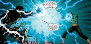 Brandon Sharpe (Earth-616) vs. Maxwell Dillon (Earth-616) from Avengers Academy Vol 1 14