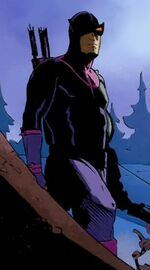 Clinton Barton (Earth-11045) from Uncanny X-Force Vol 1 6 0001