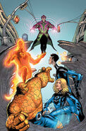 Marvel Adventures Fantastic Four Vol 1 11 Textless
