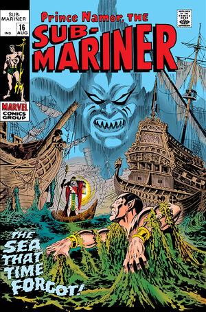 Sub-Mariner Vol 1 16