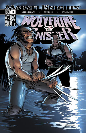 Wolverine Punisher Vol 1 3
