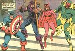 Avengers (Earth-57780) from Spidey Super Stories Vol 1 40 0001