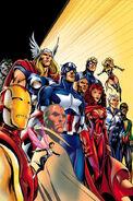 Avengers Vol 3 38 Textless