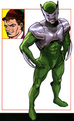 David Cannon (Earth-616) from Official Handbook of the Marvel Universe A-Z Update Vol 1 4 0001