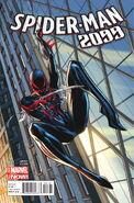 Spider-Man 2099 Vol 2 1 Campbell Variant