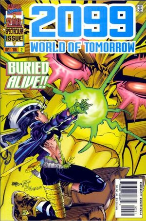 2099 World of Tomorrow Vol 1 2
