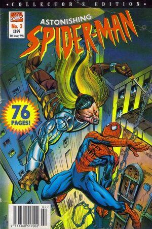 Astonishing Spider-Man Vol 1 3